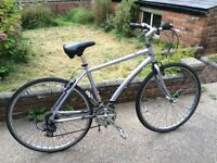 Claud Butler Hybrid Bike Good Condition