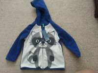 Boys 2 to 3 years old jumpers and hoodies