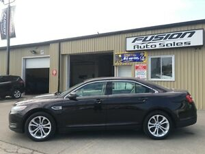 2013 Ford Taurus SEL-LEATHER-SUNROOF-REMOTE START-1 OWNER Windsor Region Ontario image 2