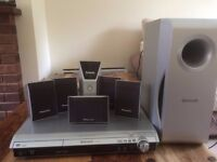 Panasonic DVD Sound System