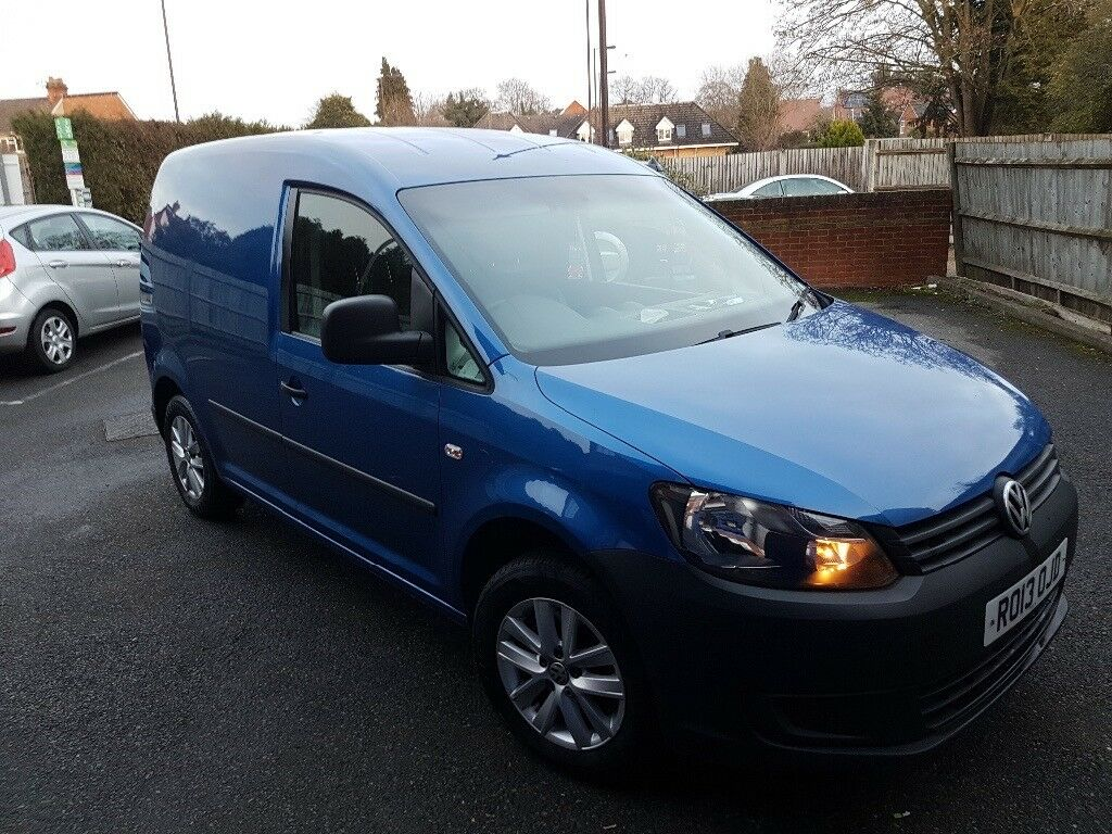 4f7f4b2002fd9b Excellent condition VW CADDY for sale