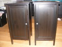 1 X BEDSIDE TABLE / STORAGE CABINET