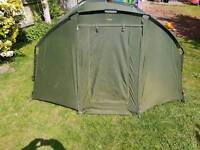 Trakker mk1 bivvy and winter skin