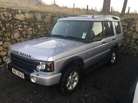Landrover discovery 2 GS
