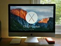 "Apple iMac 27"" Mint Conditions"