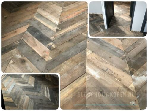 Oude Vloeren Kopen : ≥ sloophout planken kopen perfect voor vloer wand meubel