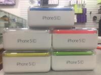 I phone 5c UNLOCK BOXED