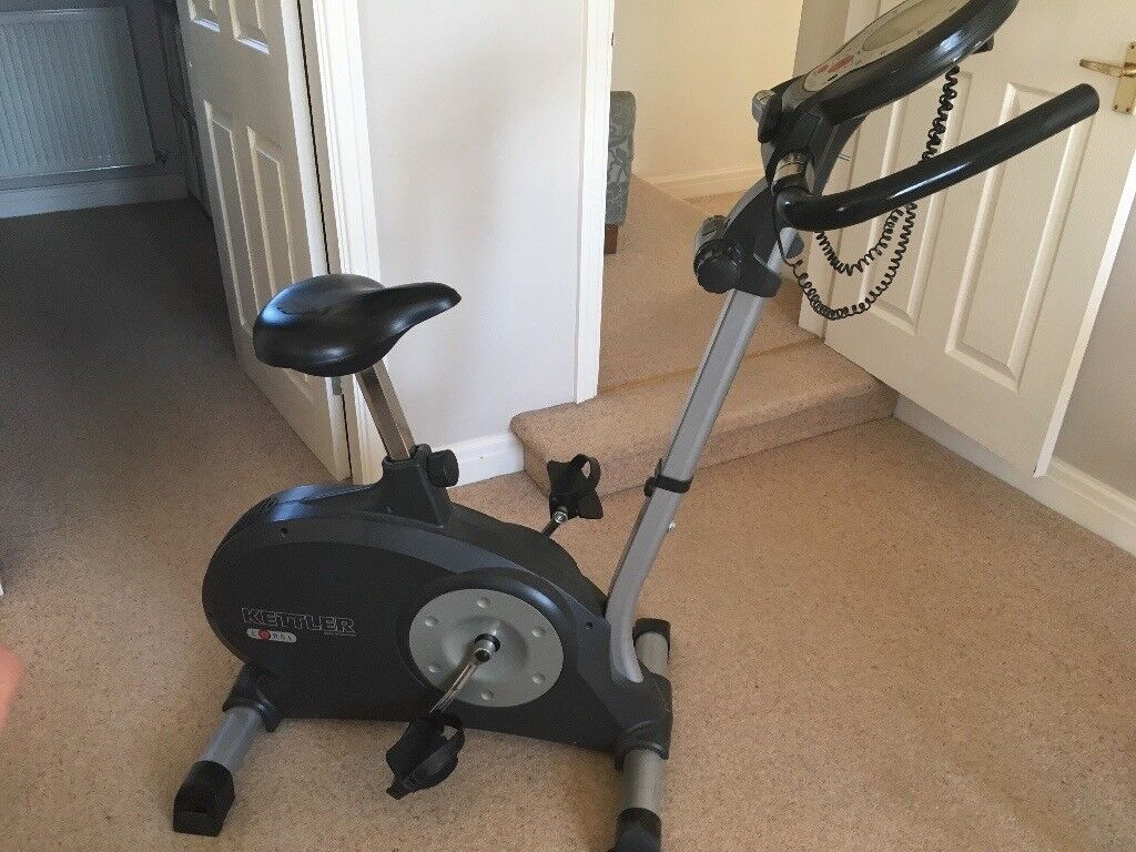 Kettler Corsa Exercise Bike In Appleton Cheshire Gumtree