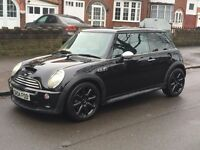 MINI COOPER S 1.6 2004 04 REG FULL SERVICE HISTORY LONG MOT JAN 2018 WITH 3 X KEYS ANY P/X WELCOME