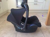 Maxi-Cosi Baby Carrier Cabrio Fix Baby Car Seat Black