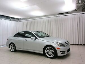 2012 Mercedes-Benz C-Class C250 4-MATIC SEDAN