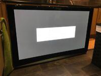 "Panasonic TH-50PZ80B - 50"" Widescreen Viera 1080P Full HD Plasma TV"