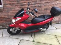 Honda 125cc Scooter in Excellent Condition For Sale