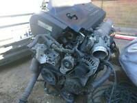 Audi a3 1.8t quattro engine ajq with gear box