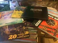 Job Lot Of Eclectic Selection Of Records Lp