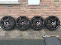 Vauxhall alloys 5x110