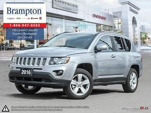 2016 Jeep Compass North 4X4|Company Demo Only 700 Kms