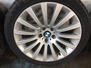245/45/19 Goodyear Eagle LS2 *Allseason Tires* (On OEM BMW 19'' Rims)