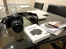 Cannon EOS 700D DSLR 18MP camera