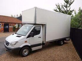 Wanted 3.5 ton Luton van
