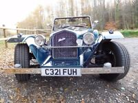 FOR SALE MARLIN CABRIO KIT CAR