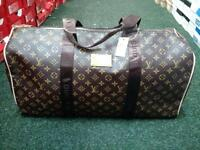 Men's Louis Vuitton Gym/Travel bags for sale..