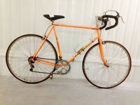 Road bikes Batavus Moser Peugeot RIH raleigh Columbus Reynolds Tubings serviced