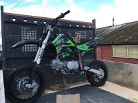 140cc pit bike 2016 4hours ride time
