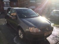 VW Golf 2008 MATCH 1.9 TDI,Only 47K Miles!!!!,Full Service History, 12Mths MOT, Excellent Condition!