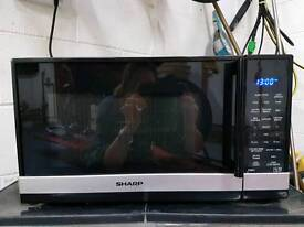 Sharp microwave/grill oven