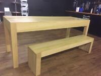 Massive table for sale