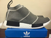 Adidas NMD Primeknit Yeezy Boost, City Sock, OG BLACK. UK Size 9. Brand New and Boxed.