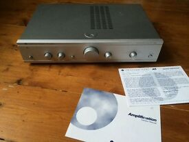 Cambridge audio a5 integrated amplifier