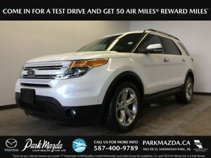 2012 Ford Explorer Limited 4WD - Bluetooth, NAV, Remote Start