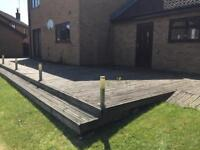 Decking - Free to collect