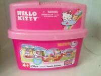 Hello Kitty mega bloks