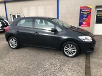 TOYOTA AURIS TR only 35k miles