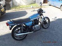 Kawasaki Z250A