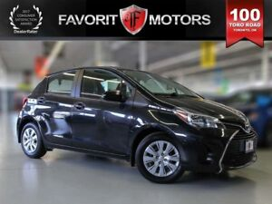 2015 Toyota Yaris LE Power Features, Bluetooth, MP3/CD Player