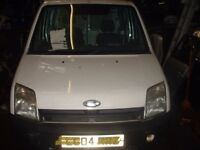 Ford Transit Connect 04 plate, parts for sale