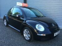 SEPT 2009 VW BEETLE 1.4 LUNA LOW INSURANCE 12 MONTHS MOT 6 MONTHS WARRANTY DEBIT & CREDIT CARDS