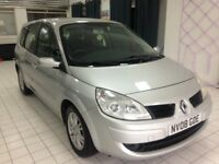 2008 Renault Grand Scenic Expression 1.6 Vvt 7 Seater