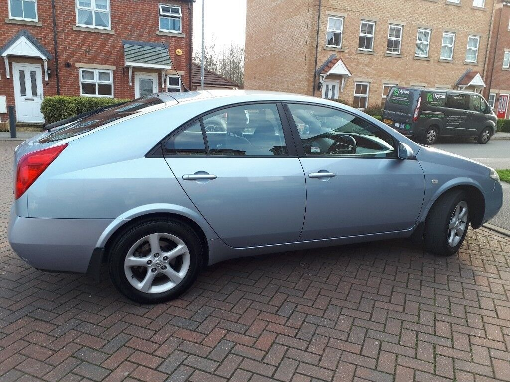 Nissan Primera Flare - 1,8L. Excellent car in good condition. Good ...