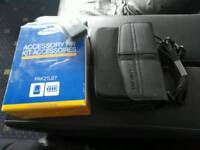 Samsung Camcorder Bag and Battery Pack New PAK21U27