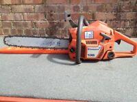 Husqvarna 136 chain saw