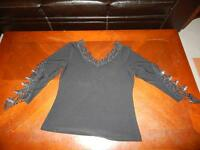 Size L ladies party or may wear a daily ,maternity cloth