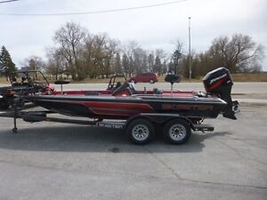 1991 Skeeter Products 200 DX -