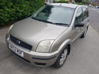 Ford Fusion 3 1.6 Petrol 5 Door 98000 miles