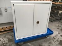 Controlled Drugs Drugs Medicine Cabinet w/Key/Heavy Duty Drugs Cabinet/2 Door