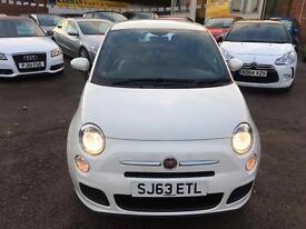 Fiat 500 S 1.2 petrol 3 door hatchback